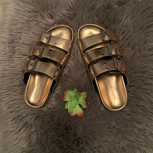 Rebecca Minkoff slip on sandals